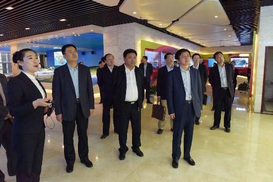 中林集团坚决支持河北雄安新区建设工作